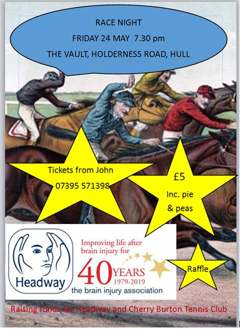 Hull & East Riding Race Night