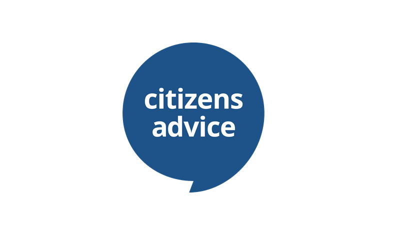 Evening Meeting - Creative Work and Citizens Advice chatting to members