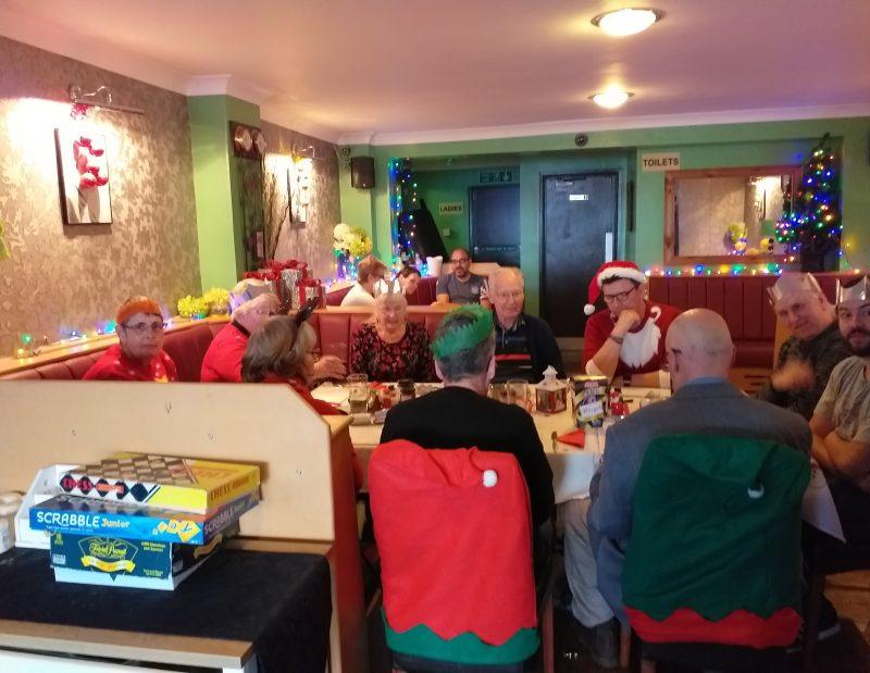 Muttley's Christmas Dinner