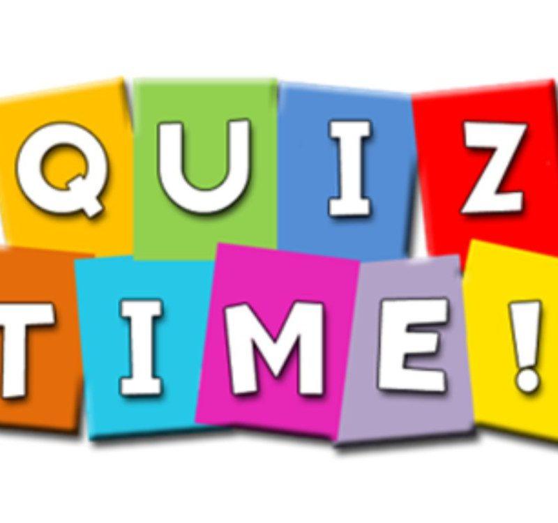 Pub Quiz Answers
