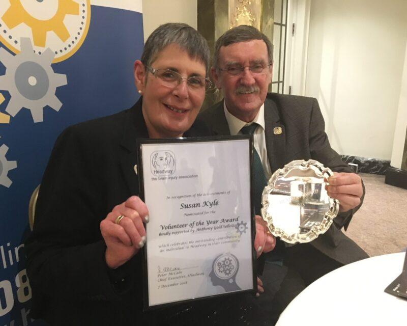 """Winner of National """"Volunteer of the year Award"""" Dies"""
